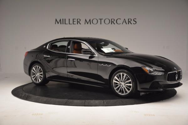 New 2017 Maserati Ghibli S Q4 EX-LOANER for sale Sold at Bugatti of Greenwich in Greenwich CT 06830 10