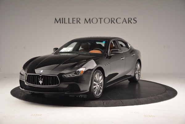New 2017 Maserati Ghibli S Q4 EX-LOANER for sale Sold at Bugatti of Greenwich in Greenwich CT 06830 1