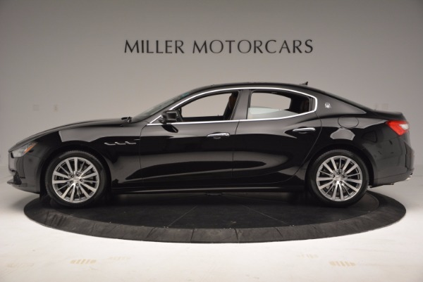 New 2017 Maserati Ghibli S Q4 EX-Loaner for sale Sold at Bugatti of Greenwich in Greenwich CT 06830 3