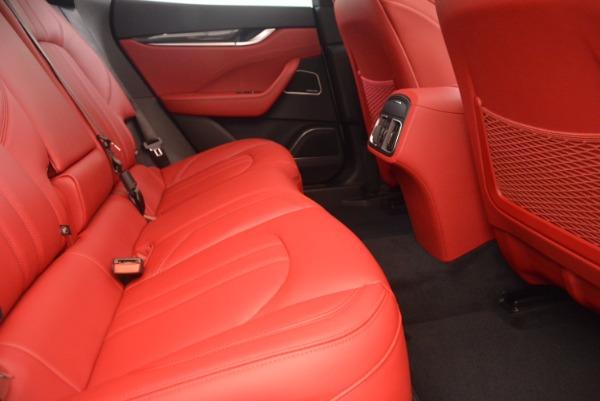 New 2017 Maserati Levante S for sale Sold at Bugatti of Greenwich in Greenwich CT 06830 28