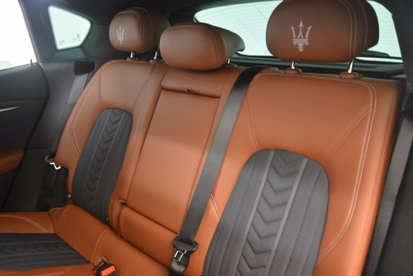 New 2017 Maserati Levante for sale Sold at Bugatti of Greenwich in Greenwich CT 06830 18