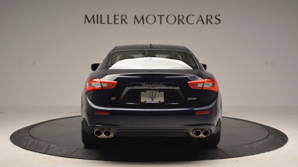New 2017 Maserati Ghibli S Q4 for sale Sold at Bugatti of Greenwich in Greenwich CT 06830 6