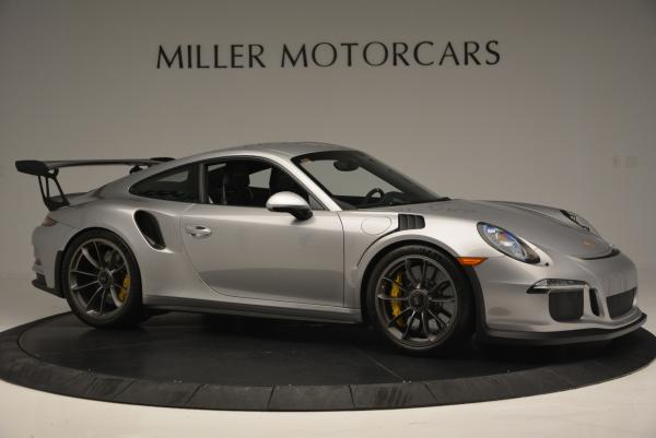 Used 2016 Porsche 911 GT3 RS for sale Sold at Bugatti of Greenwich in Greenwich CT 06830 10