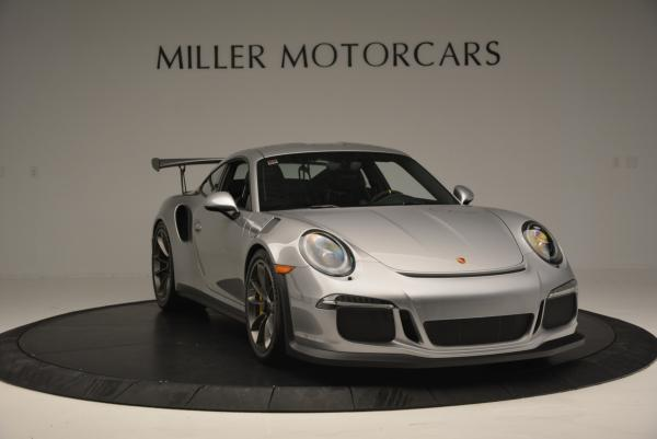 Used 2016 Porsche 911 GT3 RS for sale Sold at Bugatti of Greenwich in Greenwich CT 06830 12