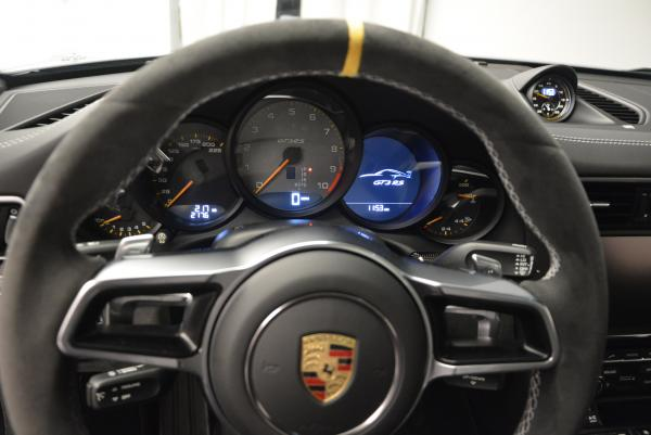 Used 2016 Porsche 911 GT3 RS for sale Sold at Bugatti of Greenwich in Greenwich CT 06830 16