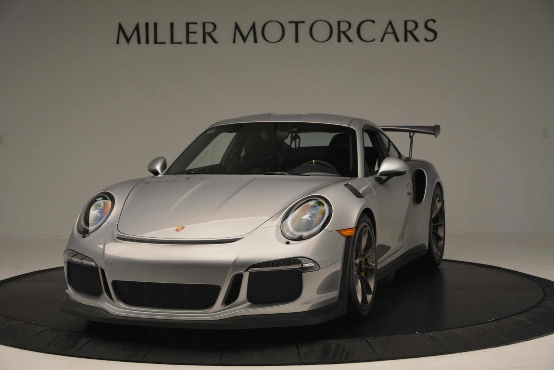 Used 2016 Porsche 911 GT3 RS for sale Sold at Bugatti of Greenwich in Greenwich CT 06830 1