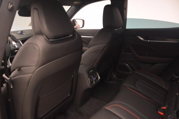 New 2017 Maserati Levante S Q4 for sale Sold at Bugatti of Greenwich in Greenwich CT 06830 22