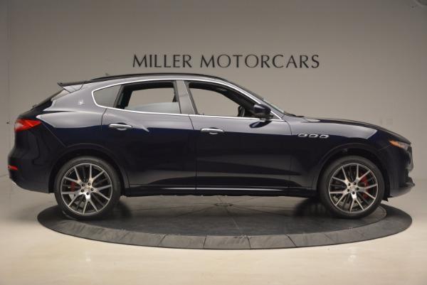 New 2017 Maserati Levante S Q4 for sale Sold at Bugatti of Greenwich in Greenwich CT 06830 9
