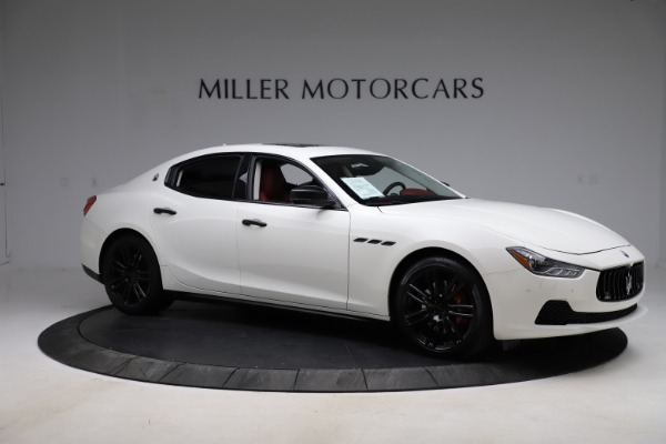 Used 2017 Maserati Ghibli S Q4 for sale $42,900 at Bugatti of Greenwich in Greenwich CT 06830 10