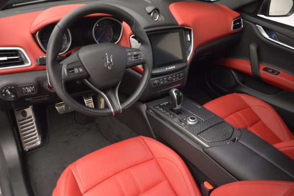 Used 2017 Maserati Ghibli S Q4 for sale Sold at Bugatti of Greenwich in Greenwich CT 06830 13