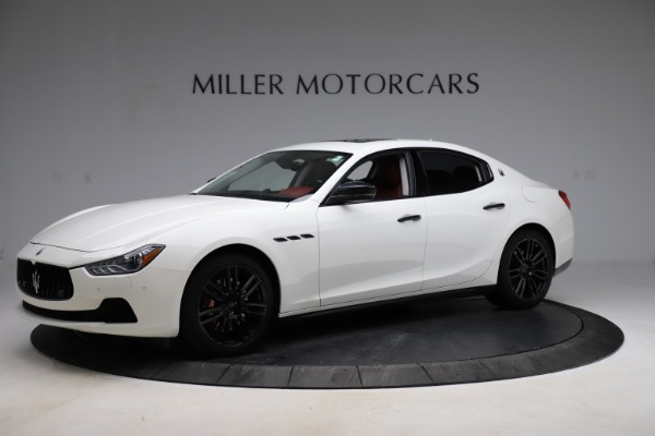 Used 2017 Maserati Ghibli S Q4 for sale $42,900 at Bugatti of Greenwich in Greenwich CT 06830 2