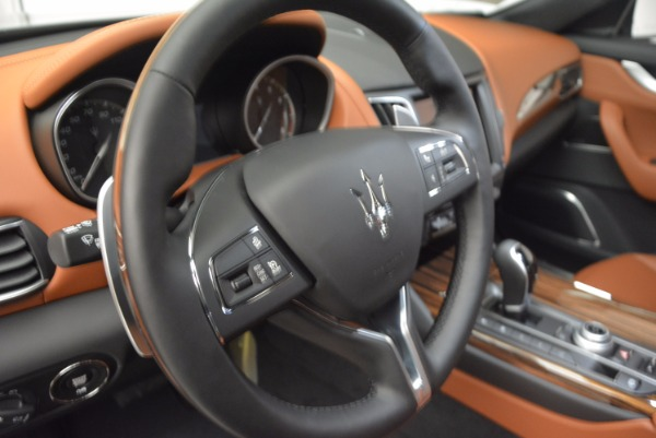 New 2017 Maserati Levante for sale Sold at Bugatti of Greenwich in Greenwich CT 06830 15