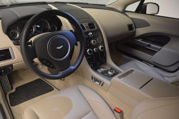 New 2017 Aston Martin Rapide S for sale Sold at Bugatti of Greenwich in Greenwich CT 06830 14