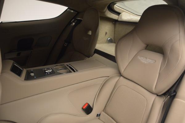New 2017 Aston Martin Rapide S for sale Sold at Bugatti of Greenwich in Greenwich CT 06830 20