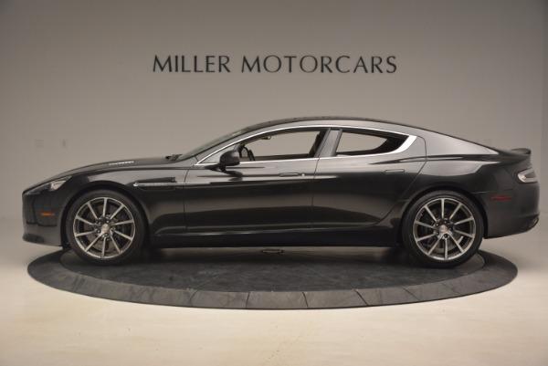 New 2017 Aston Martin Rapide S for sale Sold at Bugatti of Greenwich in Greenwich CT 06830 3