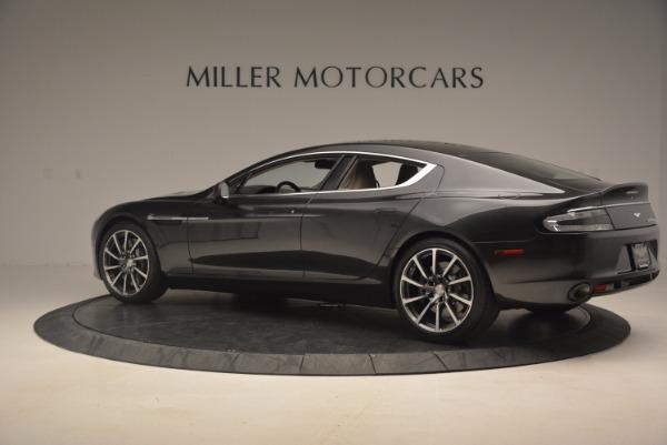 New 2017 Aston Martin Rapide S for sale Sold at Bugatti of Greenwich in Greenwich CT 06830 4