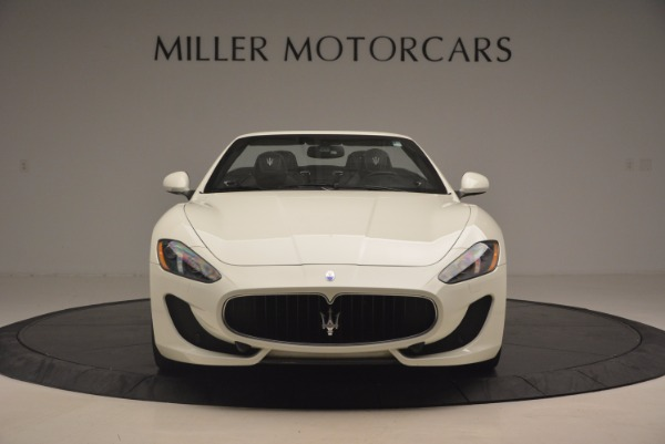 Used 2014 Maserati GranTurismo Sport for sale Sold at Bugatti of Greenwich in Greenwich CT 06830 23