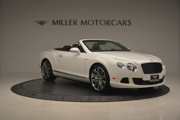 Used 2014 Bentley Continental GT Speed for sale Sold at Bugatti of Greenwich in Greenwich CT 06830 11