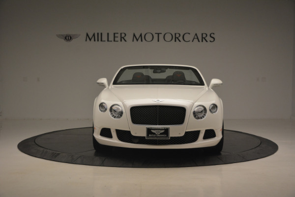 Used 2014 Bentley Continental GT Speed for sale Sold at Bugatti of Greenwich in Greenwich CT 06830 12