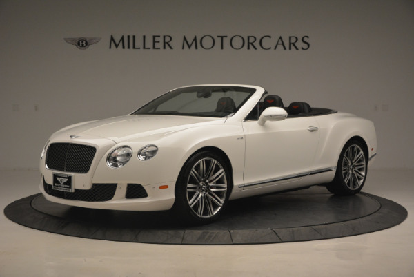 Used 2014 Bentley Continental GT Speed for sale Sold at Bugatti of Greenwich in Greenwich CT 06830 2