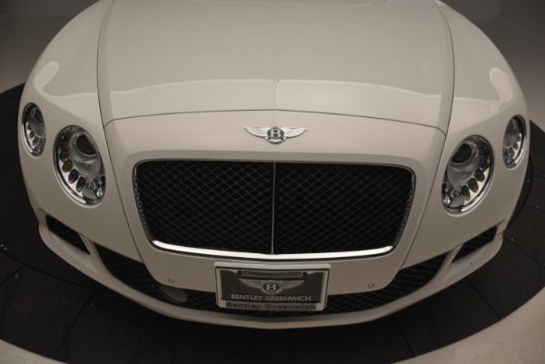 Used 2014 Bentley Continental GT Speed for sale Sold at Bugatti of Greenwich in Greenwich CT 06830 25