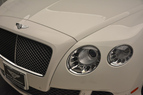 Used 2014 Bentley Continental GT Speed for sale Sold at Bugatti of Greenwich in Greenwich CT 06830 26