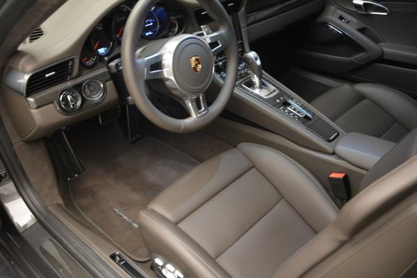 Used 2014 Porsche 911 Turbo S for sale Sold at Bugatti of Greenwich in Greenwich CT 06830 12