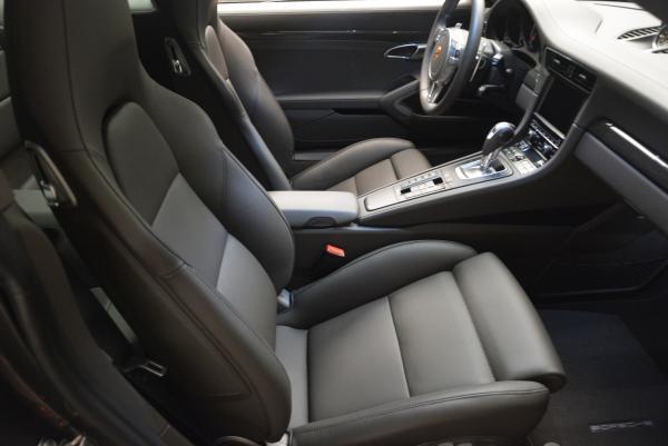 Used 2014 Porsche 911 Turbo S for sale Sold at Bugatti of Greenwich in Greenwich CT 06830 18
