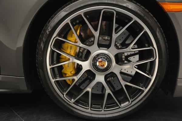 Used 2014 Porsche 911 Turbo S for sale Sold at Bugatti of Greenwich in Greenwich CT 06830 25