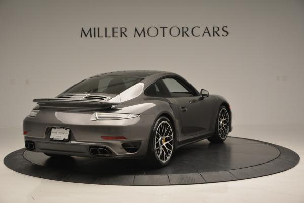 Used 2014 Porsche 911 Turbo S for sale Sold at Bugatti of Greenwich in Greenwich CT 06830 6