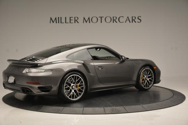 Used 2014 Porsche 911 Turbo S for sale Sold at Bugatti of Greenwich in Greenwich CT 06830 7