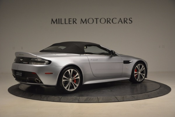 Used 2015 Aston Martin V12 Vantage S Roadster for sale Sold at Bugatti of Greenwich in Greenwich CT 06830 20