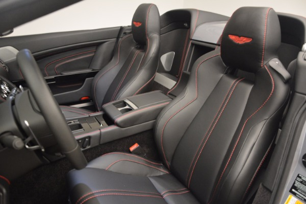 Used 2015 Aston Martin V12 Vantage S Roadster for sale Sold at Bugatti of Greenwich in Greenwich CT 06830 27