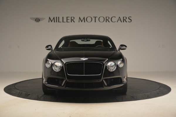 Used 2013 Bentley Continental GT V8 for sale Sold at Bugatti of Greenwich in Greenwich CT 06830 12