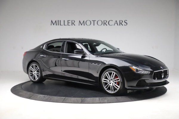 Used 2017 Maserati Ghibli S Q4 for sale Sold at Bugatti of Greenwich in Greenwich CT 06830 10