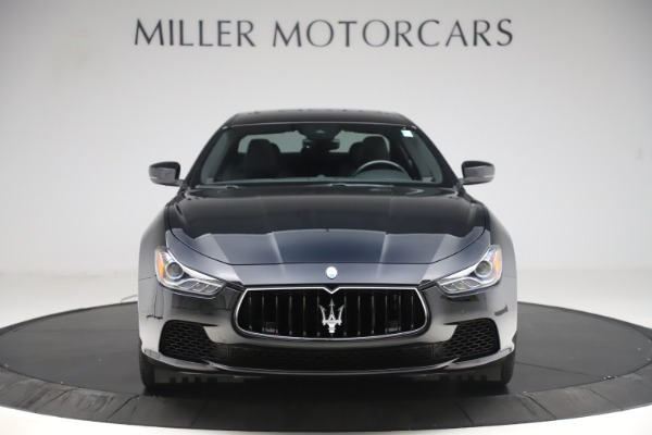Used 2017 Maserati Ghibli S Q4 for sale Sold at Bugatti of Greenwich in Greenwich CT 06830 12