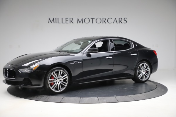 Used 2017 Maserati Ghibli S Q4 for sale Sold at Bugatti of Greenwich in Greenwich CT 06830 2