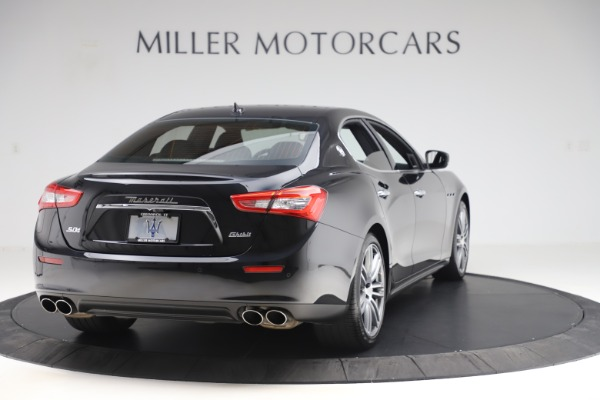Used 2017 Maserati Ghibli S Q4 for sale Sold at Bugatti of Greenwich in Greenwich CT 06830 7