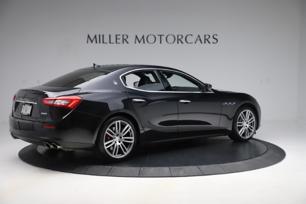 Used 2017 Maserati Ghibli S Q4 for sale Sold at Bugatti of Greenwich in Greenwich CT 06830 8