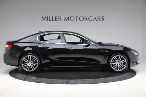 Used 2017 Maserati Ghibli S Q4 for sale Sold at Bugatti of Greenwich in Greenwich CT 06830 9