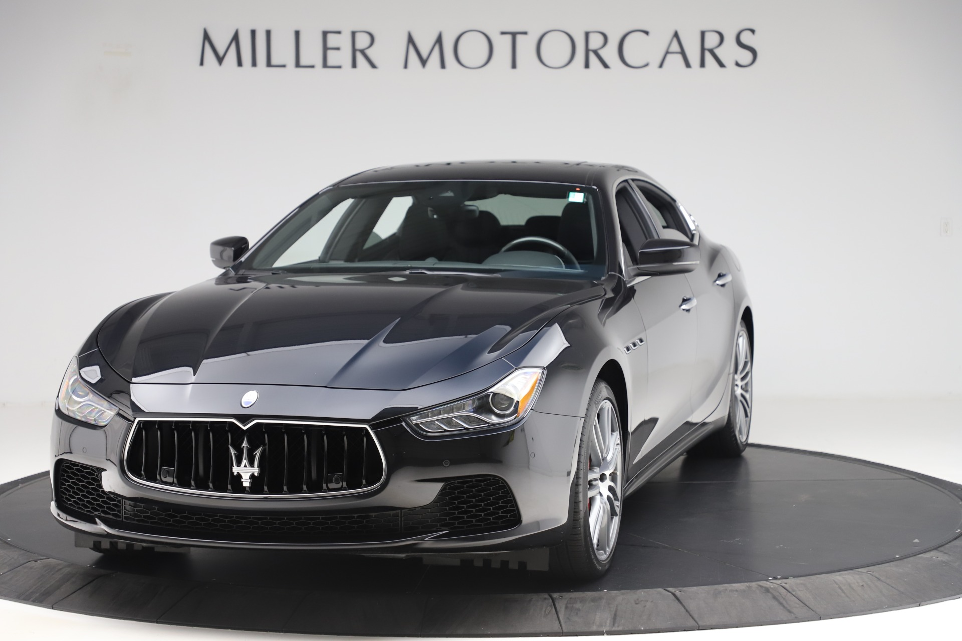 Used 2017 Maserati Ghibli S Q4 for sale Sold at Bugatti of Greenwich in Greenwich CT 06830 1