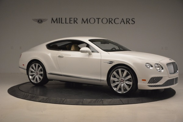 Used 2017 Bentley Continental GT V8 for sale Sold at Bugatti of Greenwich in Greenwich CT 06830 10