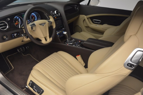 Used 2017 Bentley Continental GT V8 for sale Sold at Bugatti of Greenwich in Greenwich CT 06830 19