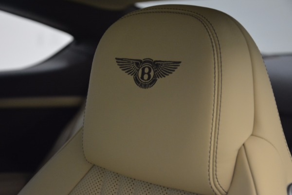 Used 2017 Bentley Continental GT V8 for sale Sold at Bugatti of Greenwich in Greenwich CT 06830 21