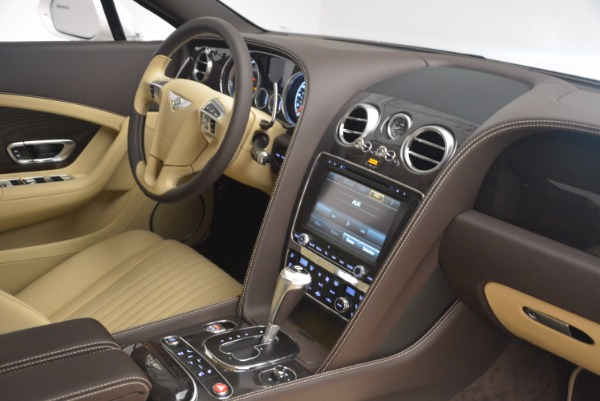 Used 2017 Bentley Continental GT V8 for sale Sold at Bugatti of Greenwich in Greenwich CT 06830 27