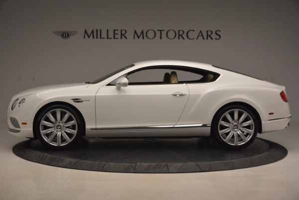 Used 2017 Bentley Continental GT V8 for sale Sold at Bugatti of Greenwich in Greenwich CT 06830 3