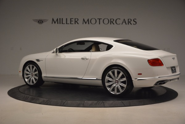 Used 2017 Bentley Continental GT V8 for sale Sold at Bugatti of Greenwich in Greenwich CT 06830 4