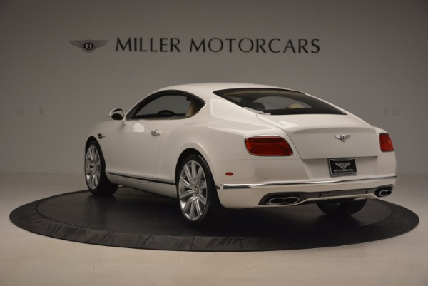 Used 2017 Bentley Continental GT V8 for sale Sold at Bugatti of Greenwich in Greenwich CT 06830 5
