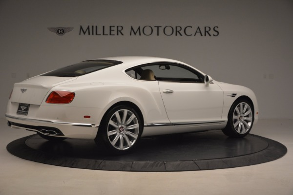 Used 2017 Bentley Continental GT V8 for sale Sold at Bugatti of Greenwich in Greenwich CT 06830 8