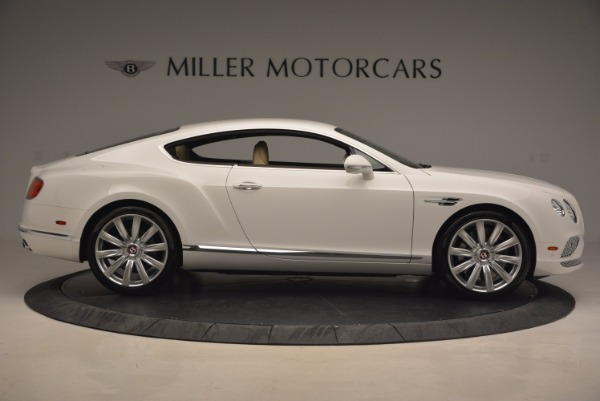 Used 2017 Bentley Continental GT V8 for sale Sold at Bugatti of Greenwich in Greenwich CT 06830 9